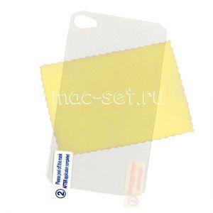 Защитная пленка для Apple iPhone 4 / 4S [задняя] (прозрачная)