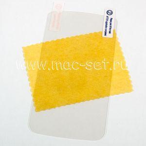 Защитная пленка для HTC Sensation / Sensation XE (прозрачная)