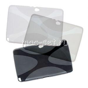"""Чехол-накладка силиконовый """"X-Line"""" для Samsung Galaxy Note 10.1 N8000"""