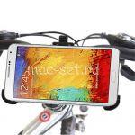 Велодержатель для Samsung Galaxy Note 3 N900 на руль (черный)