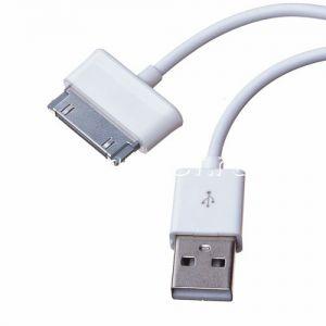 Дата-кабель для Samsung Galaxy Tab / Note 1 метр (белый)