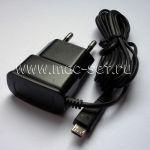 Сетевое зарядное устройство Samsung microUSB 700mA (черное)