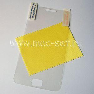 Защитная пленка для Samsung Galaxy S2 I9100 / S2 plus I9105 (прозрачная)