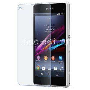 Защитное стекло для Sony Xperia Z1 Compact [переднее]