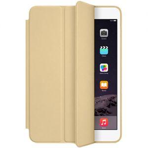 Чехол-книжка для Apple iPad mini / mini 2 / mini 3 (золотистый) Smart Case