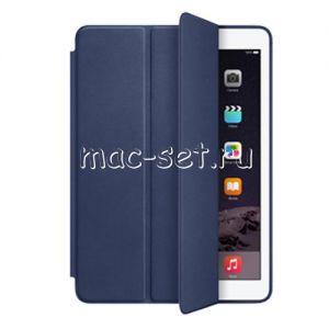 Чехол-обложка для Apple iPad 2 / New 3 / 4 (синий) Smart Case