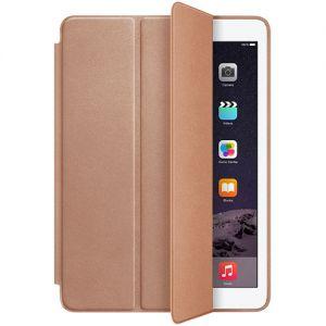 Чехол-книжка для Apple iPad Air 2 (золотистый) Smart Case