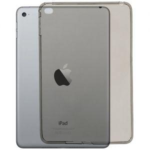 Чехол-накладка силиконовый для Apple iPad mini 4 (серый 0.8мм)