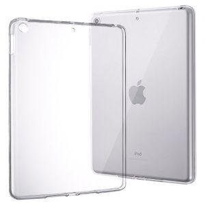 """Чехол-накладка силиконовый для Apple iPad 2017 / 2018 9.7"""" (прозрачный 1.8мм)"""