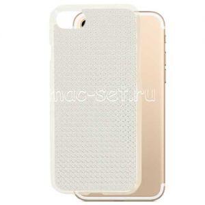 Чехол-накладка силиконовый для Apple iPhone 7 / 8 (прозрачный) Star