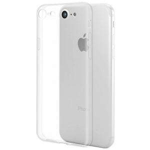 Чехол-накладка силиконовый для Apple iPhone 7 / 8 (прозрачный 1.0мм)