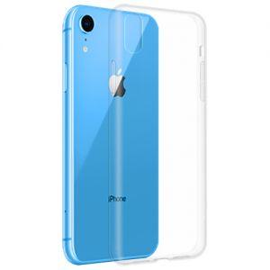 Чехол-накладка силиконовый для Apple iPhone XR (прозрачный 1.0мм)