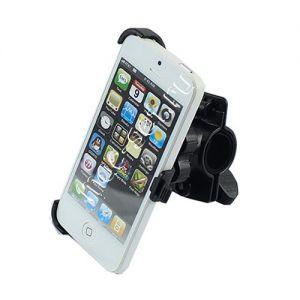Велодержатель для Apple iPhone 5 / 5S / SE на руль (черный)