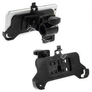 Велодержатель для Apple iPhone 6 / 6S на руль (черный)