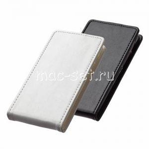 Чехол вертикальный флип кожаный для ASUS ZenFone 4 A450CG
