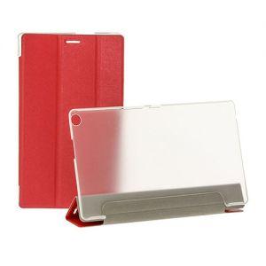 Чехол-книжка для ASUS ZenPad 8.0 Z380 (красный) TransCover