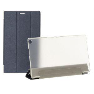 Чехол-книжка для ASUS ZenPad 8.0 Z380 (синий) TransCover