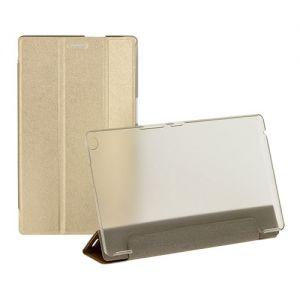Чехол-книжка для ASUS ZenPad 8.0 Z380 (золотистый) TransCover