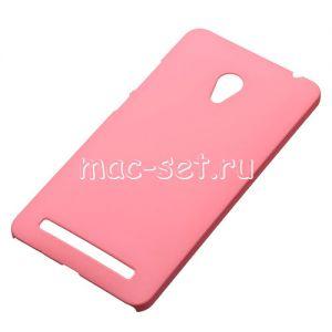 Чехол-накладка пластиковый для ASUS ZenFone 4 A450CG (розовый)