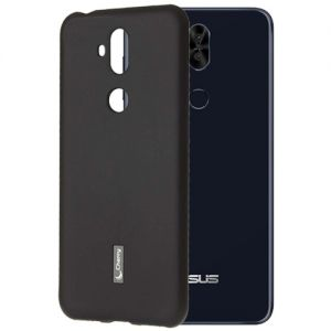 Чехол-накладка силиконовый для ASUS ZenFone 5 Lite ZC600KL (черный) Cherry