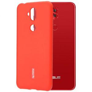 Чехол-накладка силиконовый для ASUS ZenFone 5 Lite ZC600KL (красный) Cherry