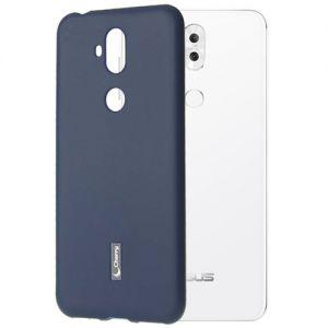 Чехол-накладка силиконовый для ASUS ZenFone 5 Lite ZC600KL (синий) Cherry