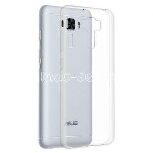 Чехол-накладка силиконовый для ASUS ZenFone 3 Laser ZC551KL (прозрачный 0.5мм)