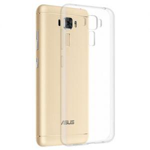Чехол-накладка силиконовый для ASUS ZenFone 3 Laser ZC551KL (прозрачный 1.0мм)