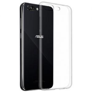 Чехол-накладка силиконовый для ASUS ZenFone 4 Pro ZS551KL (прозрачный 1.0мм)