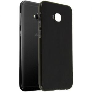 Чехол-накладка силиконовый для ASUS ZenFone 4 Selfie Pro ZD552KL (черный 0.8мм) Soft-Touch