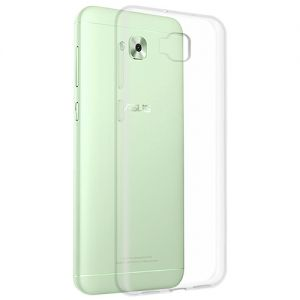 Чехол-накладка силиконовый для ASUS ZenFone 4 Selfie ZD553KL (прозрачный 1.0мм)
