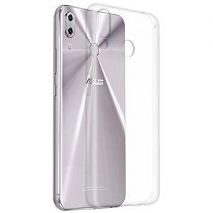 Чехол-накладка силиконовый для ASUS ZenFone 5 ZE620KL (прозрачный) iBox Crystal