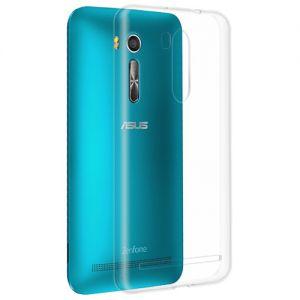 Чехол-накладка силиконовый для ASUS ZenFone Go TV G550KL / ZB551KL (прозрачный 1.0мм)