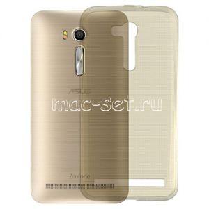 Чехол-накладка силиконовый для ASUS ZenFone Go TV G550KL / ZB551KL (серый 0.5мм)