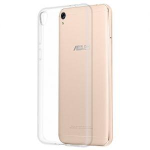 Чехол-накладка силиконовый для ASUS ZenFone Live ZB501KL (прозрачный 1.0мм)