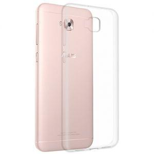 Чехол-накладка силиконовый для ASUS ZenFone Live ZB553KL (прозрачный 1.0мм)