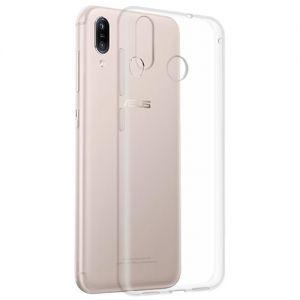 Чехол-накладка силиконовый для ASUS ZenFone Max (M1) ZB555KL (прозрачный 1.0мм)