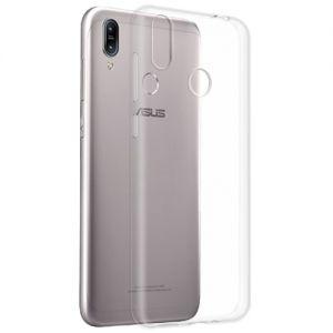 Чехол-накладка силиконовый для ASUS ZenFone Max (M2) ZB633KL (прозрачный 1.0мм)
