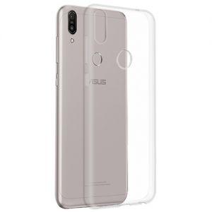 Чехол-накладка силиконовый для ASUS ZenFone Max Pro (M1) ZB602KL (прозрачный 1.0мм)