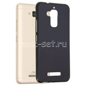 Чехол-накладка силиконовый для ASUS ZenFone 3 Max ZC520TL (черный 0.8мм) Soft-Touch
