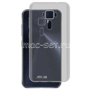 Чехол-накладка силиконовый для ASUS ZenFone 3 ZE520KL (серый 0.3мм)