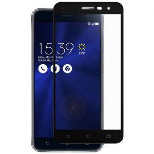 Защитное стекло для ASUS ZenFone 3 ZE552KL [на весь экран] (черное)