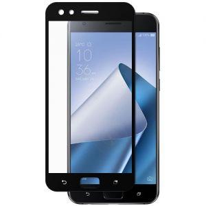 Защитное стекло для ASUS ZenFone 4 Pro ZS551KL [на весь экран] (черное)