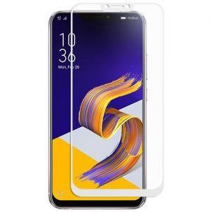 Защитное стекло для ASUS ZenFone 5 ZE620KL [на весь экран] (белое)