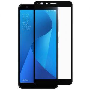 Защитное стекло для ASUS ZenFone Max Plus (M1) ZB570TL [на весь экран] Aiwo (черное)