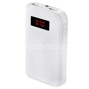 Внешний аккумулятор Remax Proda Power Box 10000 mAh [2 USB 1000/2000mA] (белый)