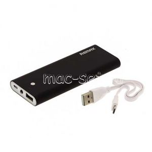 Внешний аккумулятор Remax Vanguard Series RPP-23 5500 mAh [USB 1500mA] (черный)