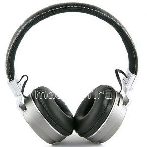 Гарнитура Red Line Bluetooth [BHS-04] полноразмерная (серебристая)