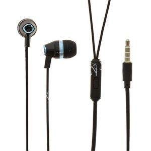 Гарнитура Red Line Stereo Headset [SP06] внутриканальная (черная)