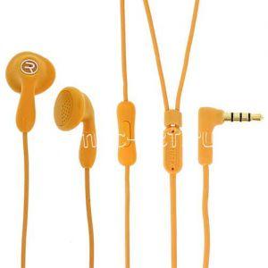 Гарнитура Remax Candy 301 вставная [RM-301] (оранжевая)